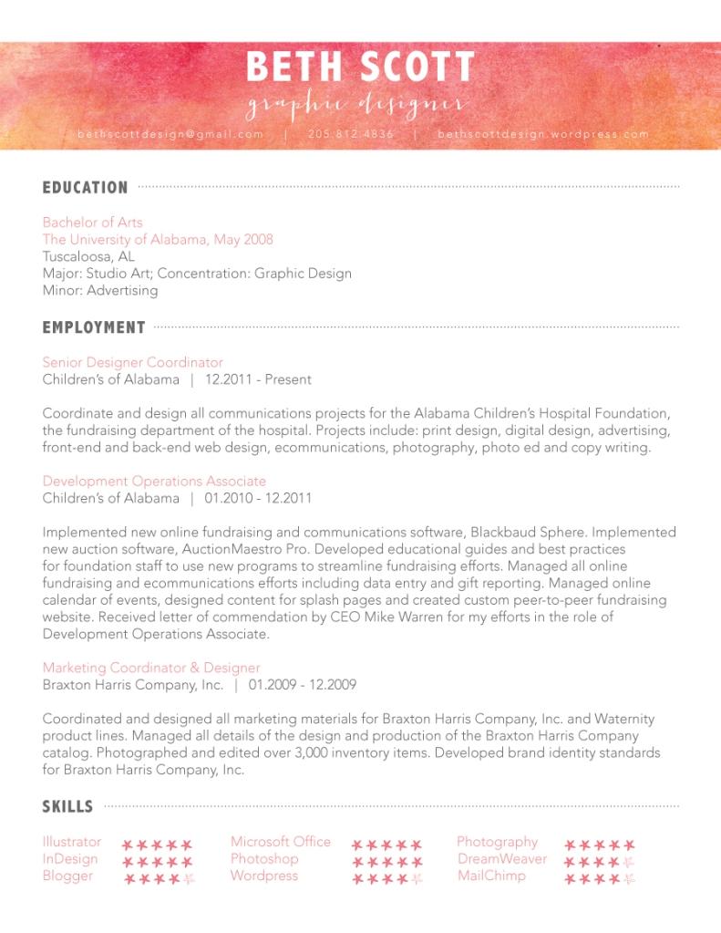 BethScott_Resume2016